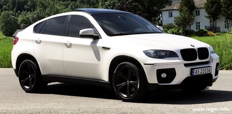 Bilde av AS 23556, en Bmw X6 Xdrive30d (AS23556)